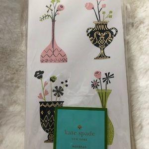 NEW Kate Spade Notepad